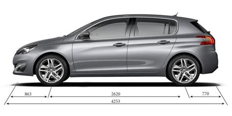 TECHNICAL INFORMATION Peugeot New 308