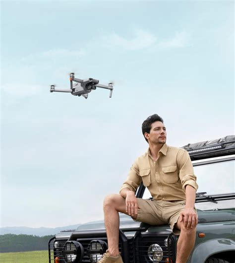 The Camera in the New DJI Mavic Air 2 Shoots RAW, and More
