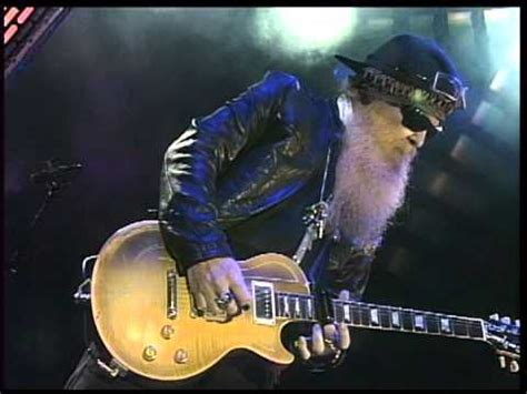 ZZ TOP Just Got Paid Today 2008 LiVe - YouTube