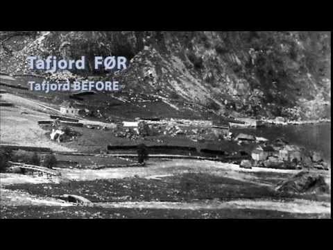 THE TAFJORD ACCIDENT IN 1934