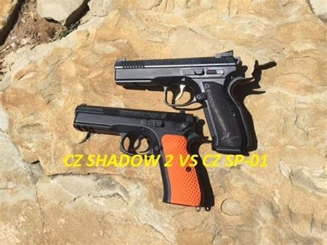 CZ Shadow 2 vs CZ SP-01 - Detailed Review & Targets (See