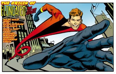 The Flash: First Look of Elongated Man's Costume Will Make