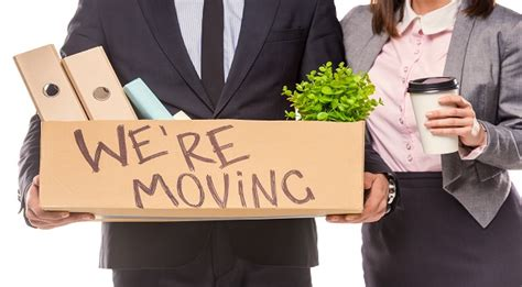 Business moving in office - OTC global GmbH