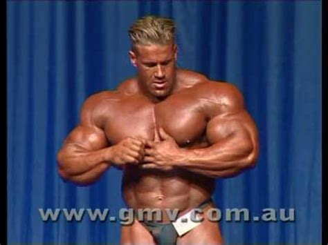 Jay Cutler wins the 2003 English Grand Prix from GMV - YouTube