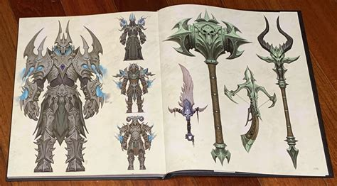 Concept Art of Covenant Armor and Weapons from the