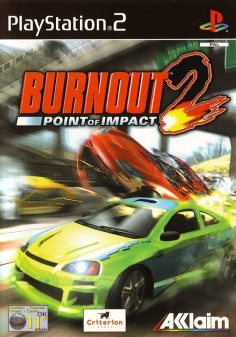 Burnout 2: Point of Impact XBOX, PS2 game - Mod DB