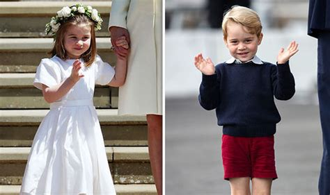 Princess Charlotte: Prince William reveals daughter is