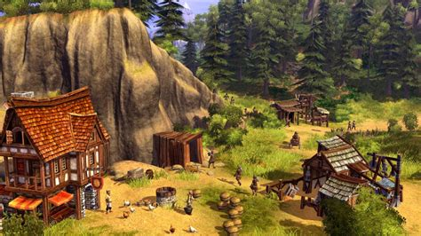 Game Fix / Crack: Reloaded no CD The Settlers 6: Rise of