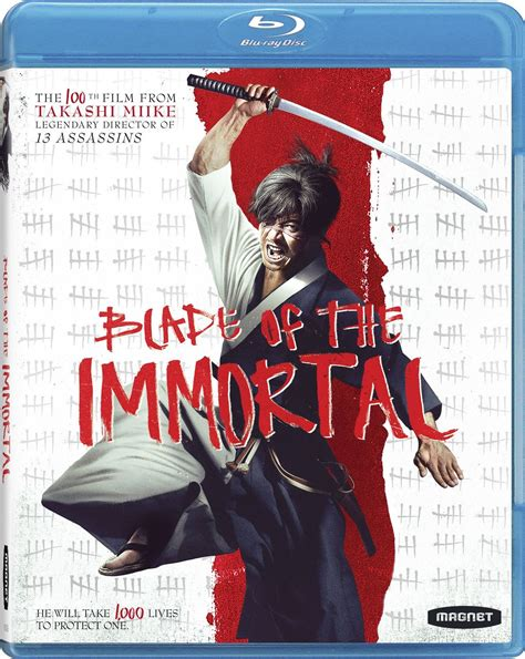 Blade of the Immortal DVD Release Date February 13, 2018