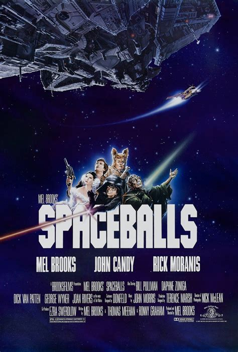 Spaceballs 2 Teaser Posters Appear in New York City Subway