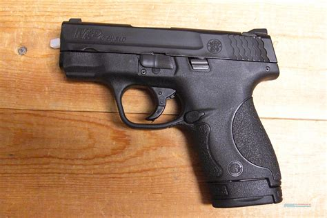 Smith And Wesson M&p Shield 40 2