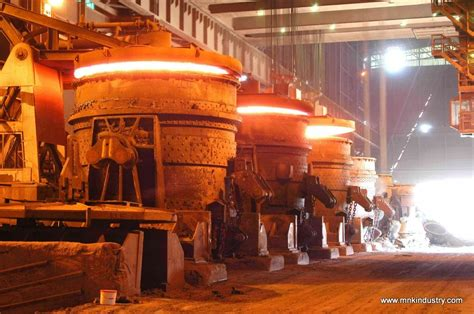 Steel and Iron Industry Of India - MNK INDUSTRY