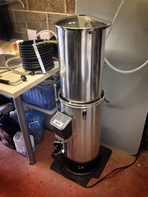 Testing the Grainfather (blog post soon) | Home brewing
