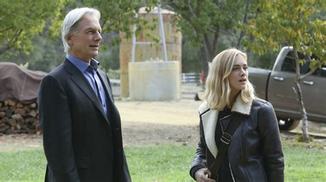 First Look: Bishop's Surprise Thanksgiving Guest - NCIS
