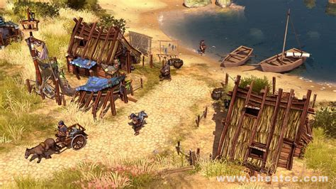 The Settlers: Rise of an Empire Review for PC