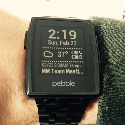 REVIEW: Top 10 Best Watch Faces for Pebble Steel - Pebble