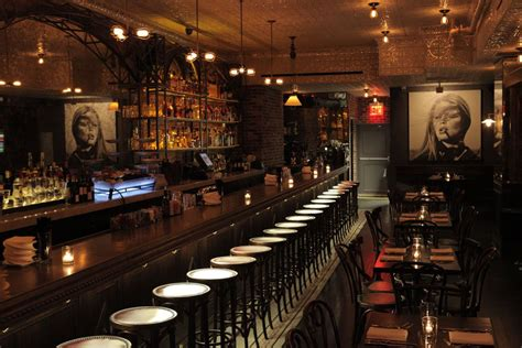Our French inspired zinc bar for Cafe Tallulah in New York