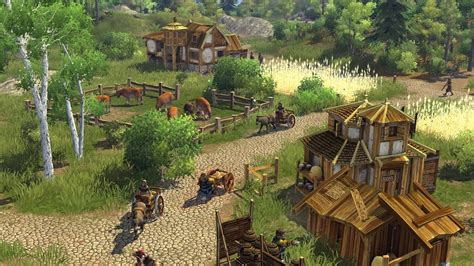 The Settlers: Rise of an Empire First Impressions - GameSpot