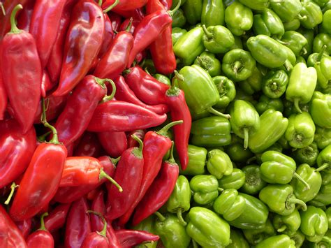 Free Images : food, green, red, produce, vegetable