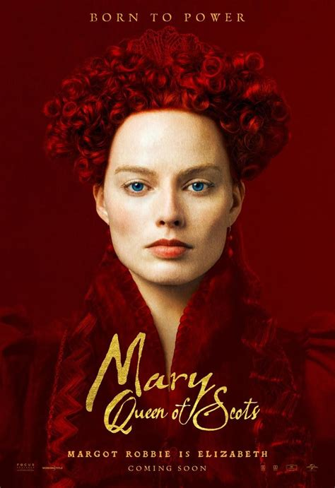 Mary Queen of Scots (2018) Poster #1 - Trailer Addict