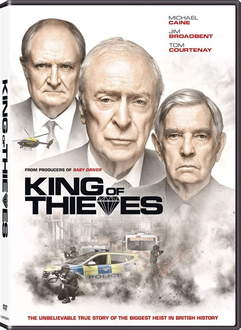 King of Thieves DVD Release Date March 26, 2019