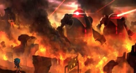 Sonic Forces Has An Official Theme Song, And It's Pretty