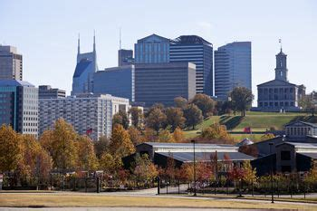The Weather and Climate in Nashville, Tennessee