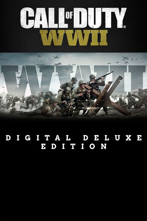 Call of Duty: WWII (Digital Deluxe Edition) for Xbox One