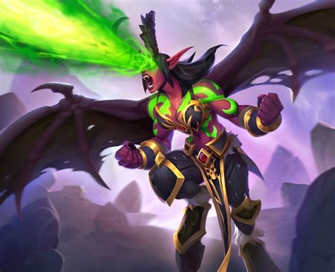 Upcoming Demon Hunter Class Changes in Shadowlands