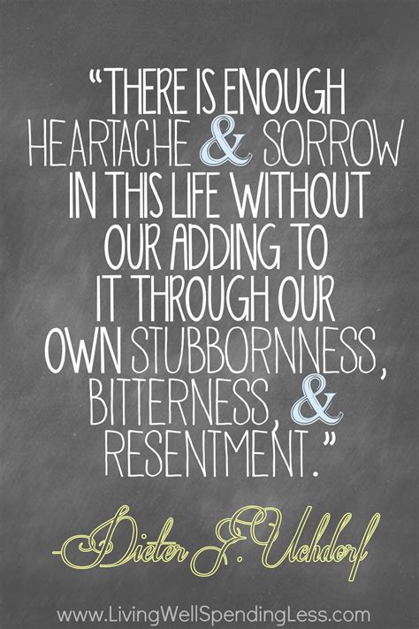 Peace And Forgiveness Lds Quotes