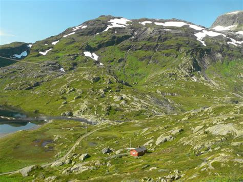 From Oslo to Bergen by NSB train and Flamsbana railway