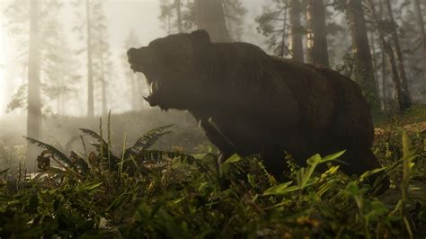 Red Dead Redemption 2: How to Acquire the Legendary Bear