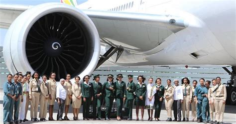 On International Women Day Ethiopian Airlines to Operate