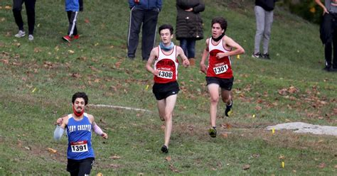 Cross-country: Port Chester's Perrone claims first major