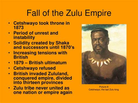 PPT - The Role of Shaka In The Rise of the Zulu Empire