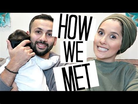 HOW WE MET | OUR MARRIAGE STORY - YouTube