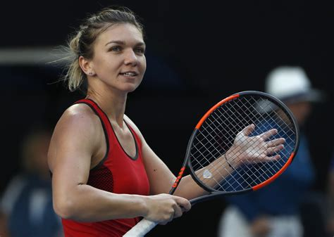 Halep needs only an hour and 19 minutes to beat Naomi