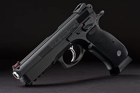 CZ 75 SP-01 Wallpapers Images Photos Pictures Backgrounds