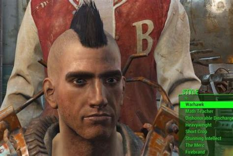 Fallout 4 Secret Hairstyles Unlock Guide - How to Change