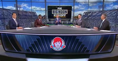 Fox Sports' Entire 'Big Noon Kickoff' Crew Will be Out