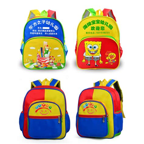 Child backpack - Custom bags factory