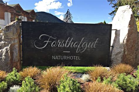 Naturhotel Forsthofgut: Relax-Wochenende mit Family in