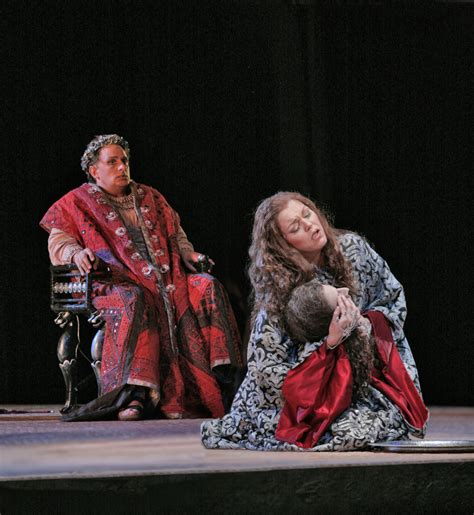 Dance of the Seven Veils: Salome at The Santa Fe Opera