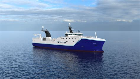 OceanHub   VARD SECURES CONTRACT FOR ONE STERN TRAWLER FOR