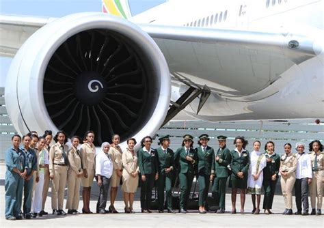 All-female crew to fly Ethiopian Airlines on Women's Day