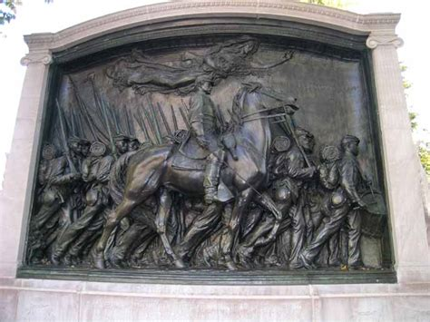 Robert Gould Shaw and the 54th Regiment - Boston African