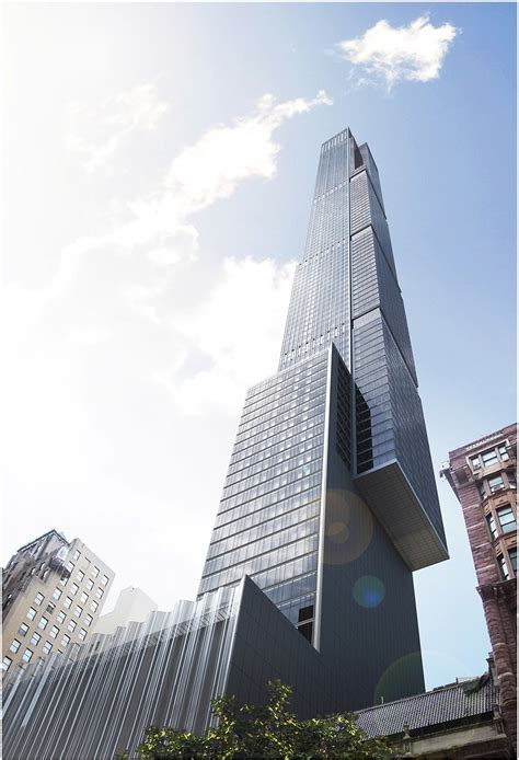 Sales Launch For Extell's Central Park Tower at 217 West