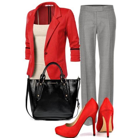 15 Fashionable Outfit Ideas for Work - Pretty Designs