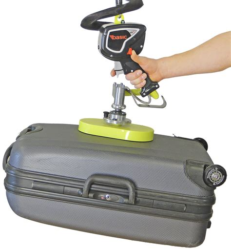 Baggage lift Basic, vacuum and hook - Lifts All Airport