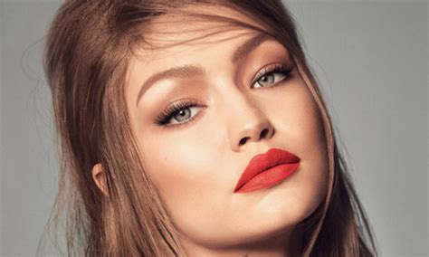 Gigi Hadid's make-up line inspired by her best friends